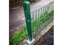 2D Wire Panel Fence