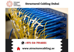 Best Structured Cabling in Dubai at Affordable Cost