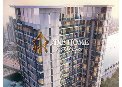 1BR Apartment,FullyFurnished,Canal View,Terrace in Al Maryah Island