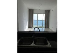 Beautiful view High floor 1br with balcony in marina square