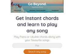 Learn to Guitar, Piano, and Ukulele chords