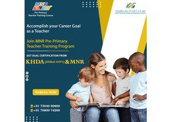 Early childhood education course in Dubai