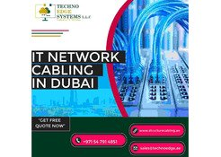 Get Installed IT Network Cabling in Dubai at Affordable Cost