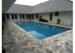 Sell a wide range of paving, outdoor tiles, sandstone, granite on site hunter pavers