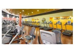 16 Months any branch access Gold Gym Membership for 1500