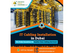 Increase your Productivity with IT Cabling in Dubai