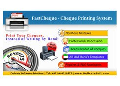 How to Avoid Cheque Frauds by Printing Cheques