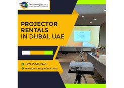 Projector Rental in Dubai at Very Affordable Price