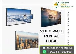 Where Does One Find Led Video Walls Rentals In Dubai?