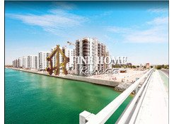 Own this Luxury 2BR Apartment With Canal View