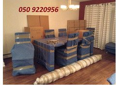 Al Ain Movers & Packers - 050 9220956