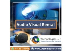 Audio Visual Rental and Service for Events in Dubai