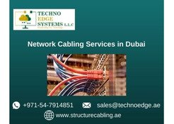 Best Network Cabling Installation Services in Dubai
