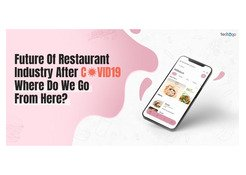 Food & Restaurant Industry With Smarter Tech Solutions