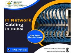 Best IT Network Cabling Services in Dubai